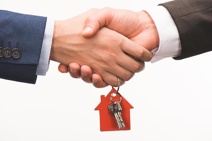 Volt, aki ingatlaneladásból teremtett pénzt a részvénybefektetéséhez. Fotó: depositphotos