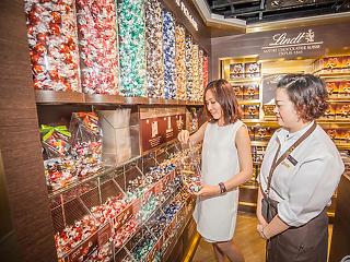 Budapest szívében nyit üzletet a svájci csoki nagyágyúja