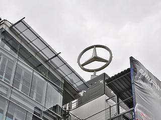 A VW után a Daimlert is megbűntették