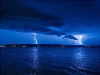 Riasztóan emelkedik a viharos napok száma az országban