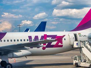 Két új útvonalon indít repülőjáratokat a Wizz Air Debrecenből
