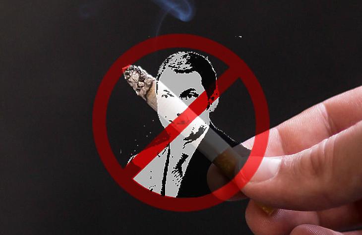 ez nem adja fel a dohányzást