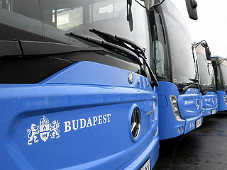 Mától nem lehet felszállni az első ajtókon a buszokra és trolikra Budapesten
