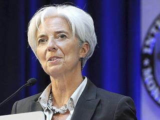 Beadta lemondását az IMF vezére