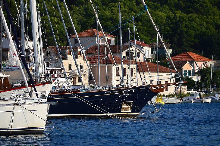 Az adriai strandokat és kikötőket is jobban ellenőrzik (fotó: pixabay.com)