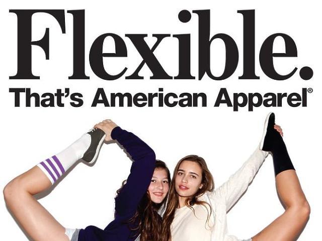 Az American Apparel botrányos hirdetései