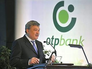 Csányi: az OTP Romániában megelégszik 7-8 százalékos részesedéssel is