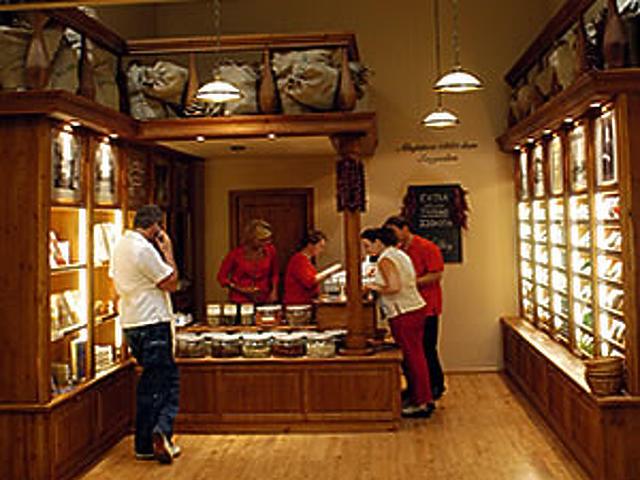 Az első fűszerbolt