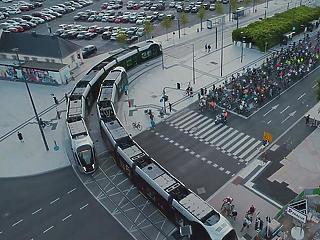 Világelsők: teljesen ingyenessé vált a tömegközlekedés Luxemburgban