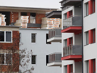 28 százalékkal több új lakást adtak át
