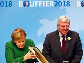 Elég nagy pofonba szaladt bele Merkel Hessenben