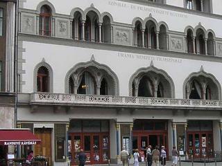 Négy ingatlant kap a Színművészeti Egyetem