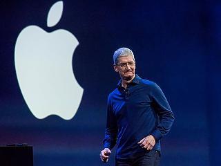 Alacsonyabbra tett a lécet az Apple, de azt legalább megugrotta