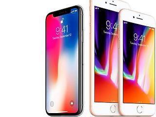 Soha nem látott számokat közölt az Apple