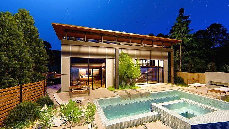 Ilyen luxusra sokan vágynak Magyaroszágon (fotó: pixabay.com)