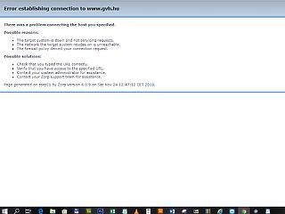Kipurcant a Gazdasági Versenyhivatal internetes oldala is
