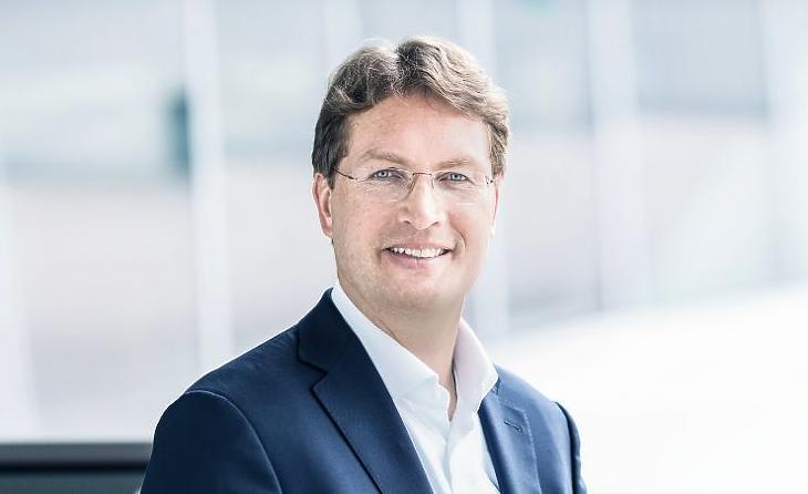 Ola Källenius, a Daimler vezérigazgatója