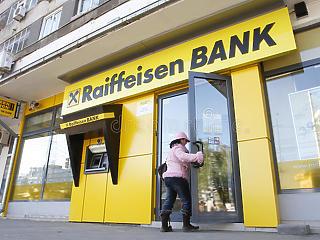 A Raiffeisen Bankra is lecsapott az MNB