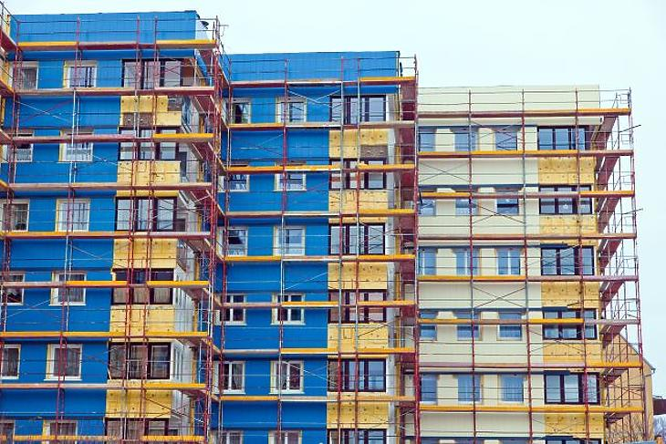 Szigetelés (Fotó: depositphotos.com)
