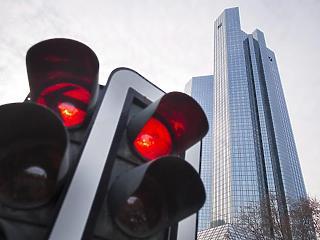 20 ezer embert készül kirúgni a Deutsche Bank