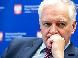 Hivatalos: kilép a lengyel kormánykoalícióból a kirúgott miniszterelnök-helyettes pártja