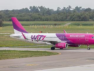 Ötödik járatát indítja Ukrajnába a Wizz Air