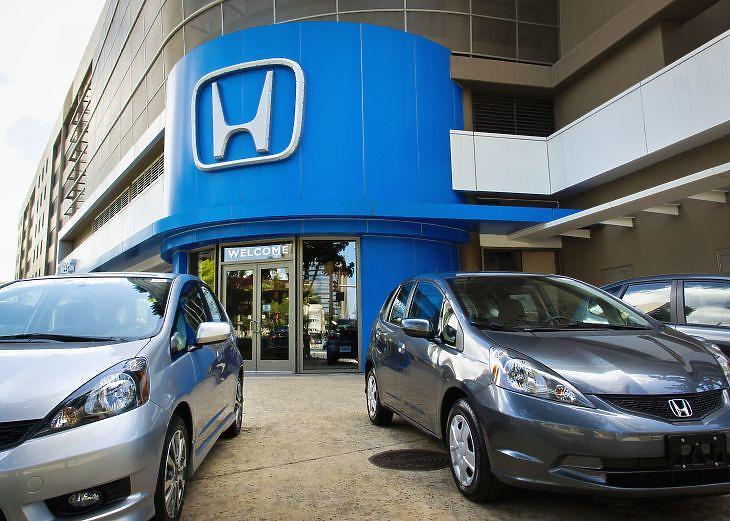 Honda-márkakereskedés (Forrás: Depositphotos)