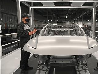 Nagyot robbantott a volt Tesla-mérnök saját e-autós cége