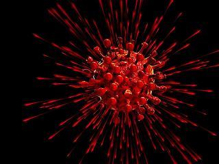 Koronavírus: újra nőtt a kórházban kezeltek száma