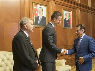 A jövőben Azerbajdzsán is szállíthat Magyarországra gázt