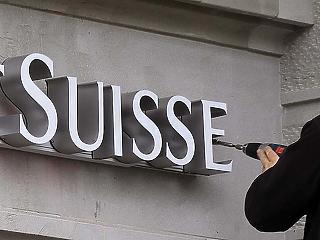 Elmarasztalták a Credit Suisse-t, mert nem lépett fel eléggé a pénzmosás ellen