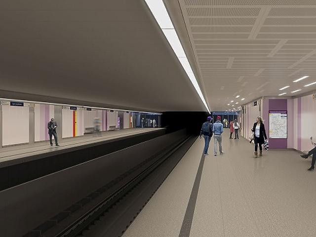 Ilyenek lesznek a 3-as metró felújított állomásai