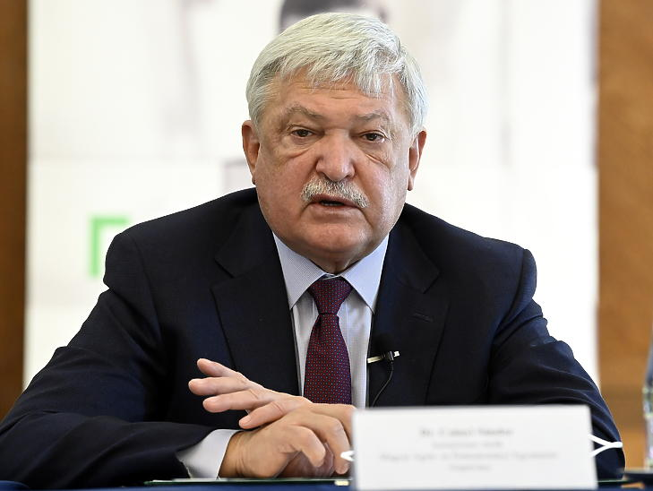 Csányi Sándor (Fotó: MTI/Kovács Tamás)