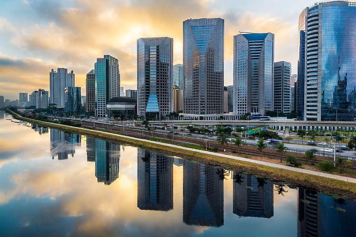 Sao Paulo, Brazília. (Depositphotos)