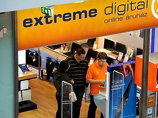 Még mindig az Extreme Digital a hazai online kereskedők királya