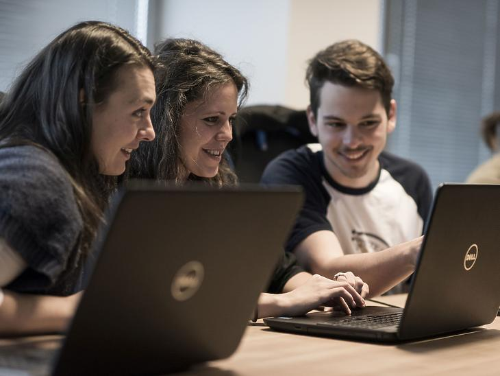 Sok fiatal választja az informatikai pályát