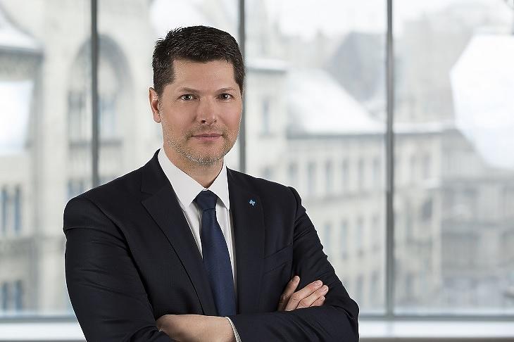 Mónus Attila, a Keler Zrt. vezérigazgatója