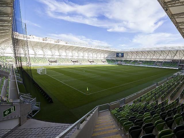 A 15 milliárdos Haladás-stadion