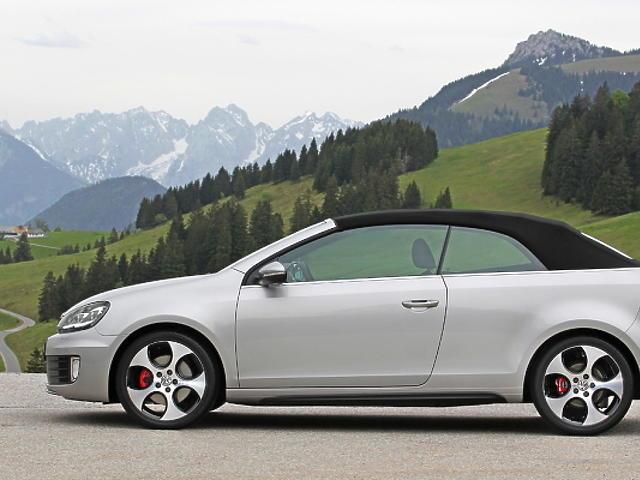 Golf Cabrio GTI