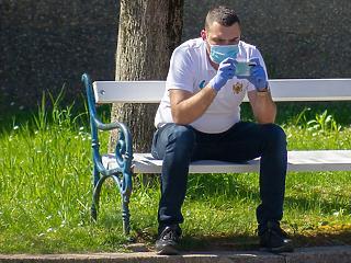 Durvul a koronavírus-járvány a Balkánon