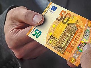 Ne lepődjön meg, ha ilyen euró kerül a kezébe