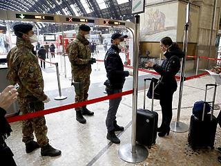 Nincs se trécselés, se shoppingolás - drákói szigor lépett életbe az olaszoknál