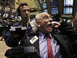 Nagy mínuszban nyithatnak a nyugat-európai tőzsdék, az ázsiai piacok már bezuhantak