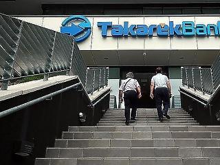 Újraindulás: a Takarékbank a belépéskor lázat is mér dolgozóin