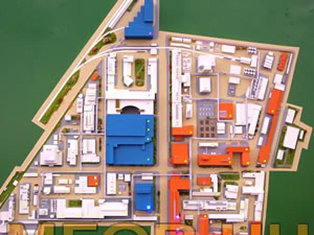 A Richter épülő kutatóközpontja