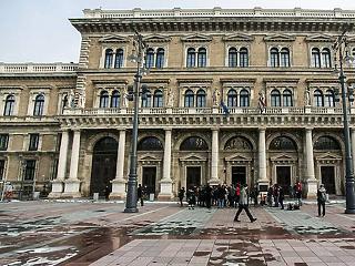 Parlament előtt a Corvinus-alapítványról szóló törvényjavaslat