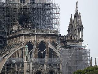 Szeged 10 ezer euróval száll be a Notre Dame újjáépítésébe, de összességében már most eurószázmillióknál tartanak a felajánlások