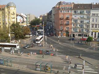2,5 milliárdból felújítják a fővárosi Széna teret