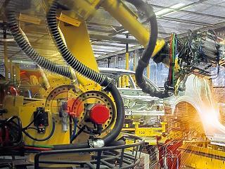 Februárban még nőttek az ipari termelői árak
