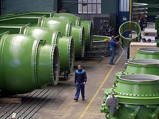 Közel 4 milliárd forintból modernizálja gépparkját a Ganz